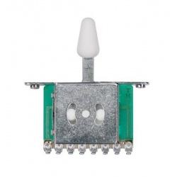 Lever switch 5-way SW-145-W