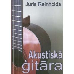 Akustiskā ģitāra + CD
