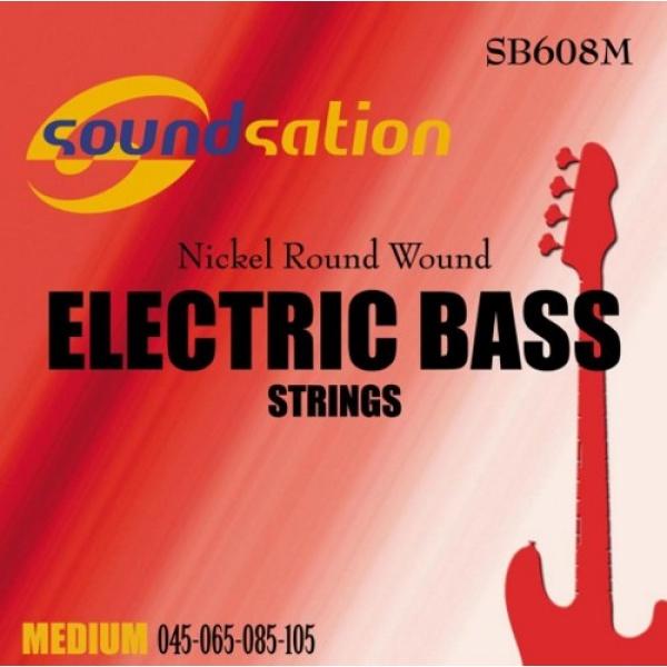 Bass Guitar Strings SB608M (45-105)