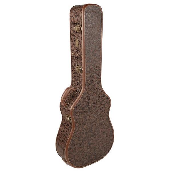 Akustiskās ģitāras cietais koferis CAC-720-D
