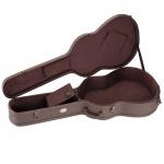 Acoustic guitar hard case SCWG-BV