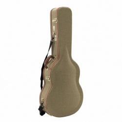 Akustiskās ģitāras cietais koferis SD200-A