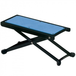 Footstool for guitar BSX-Blue