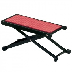 Footstool for guitar BSX-Red