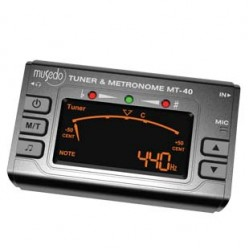 Hromatiskais skaņotājs un metronoms MT-40