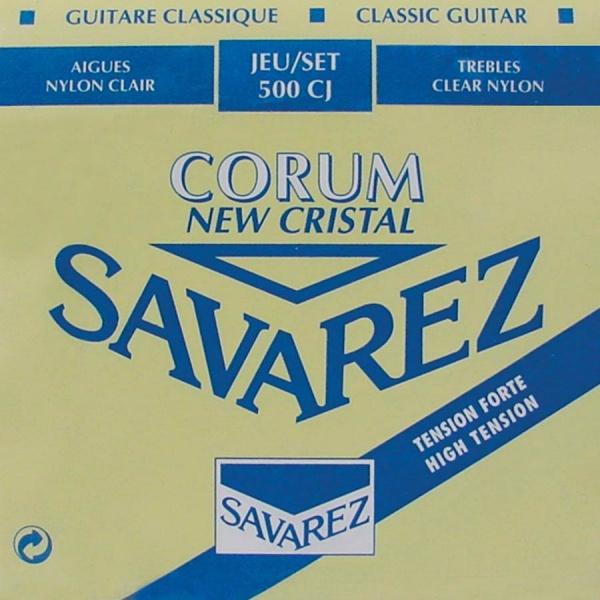 Klasiskās ģitāras stīgas Savarez 500CJ
