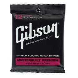 Akustiskās ģitāras stīgas Gibson BRS12 (12-53)