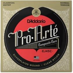 D'Addario Classical Strings EJ45C