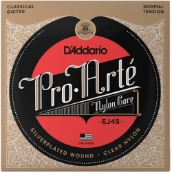 D'Addario Classical Strings EJ45