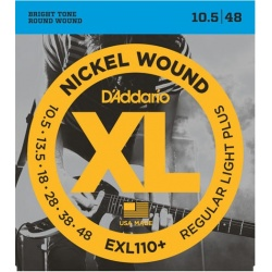 D'Addario Electric Strings EXL110+ (10.5-48)