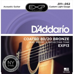 D'Addario string set acoustic EXP13 (11-52)