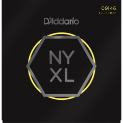 Elektriskās ģitāras stīgas D'Addario NYXL0946