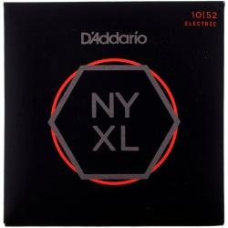 D'Addario Electric Guitar Strings NYXL1052