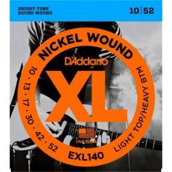 Elektriskās ģitāras stīgas D'Addario EXL140