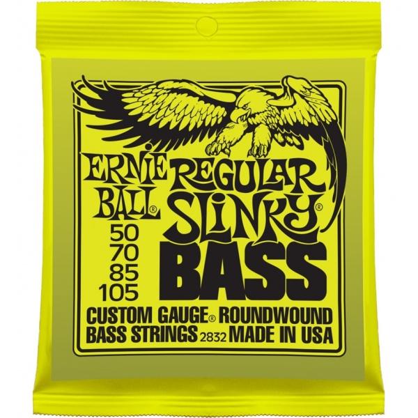 Bass Guitar Strings Ernie Ball 2832