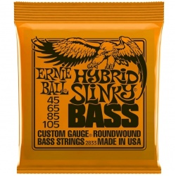 Bass Guitar Strings Ernie Ball 2833