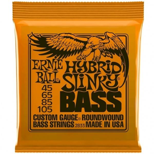 Bass Guitar Strings Ernie Ball 2833