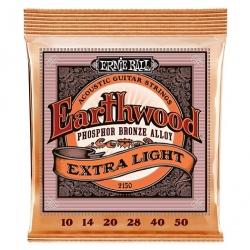 Ernie Ball Earthwood strings 2150 (10-50)