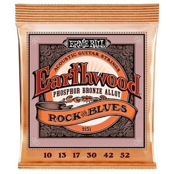 Ernie Ball Earthwood strings 2151 (10-52)