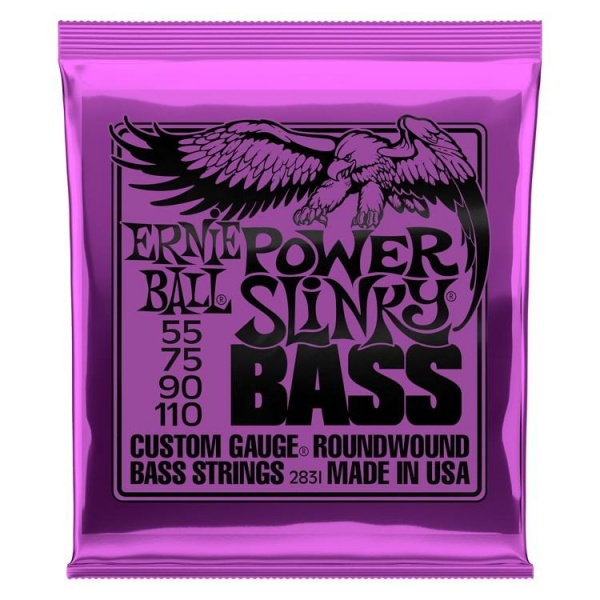 Bass Guitar Strings Ernie Ball 2831