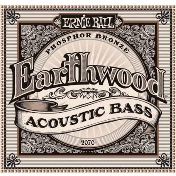 Akustiskās basģitāras stīgas Ernie Ball 2070