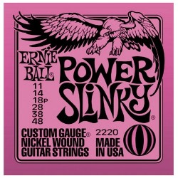 Electric Guitar Strings 2220 (11-48)