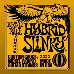 Electric Guitar Strings 2222 (09-46)