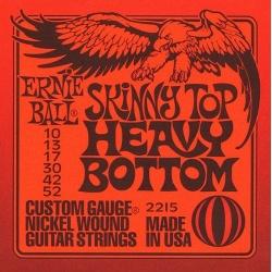 Electric Guitar Strings Ernie Ball 2215 (10-52)