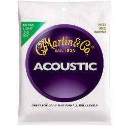 Acoustic Guitar Strings M170 (10-47)