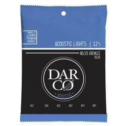 Acoustic Guitar Strings Darco D520 (12-54)