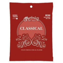 Martin Classical string set M260
