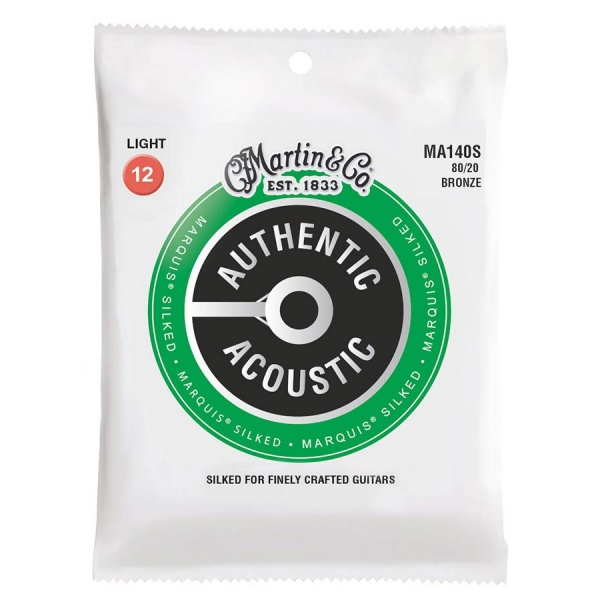Martin Authentic Acoustic string set MA140-S (12-54)