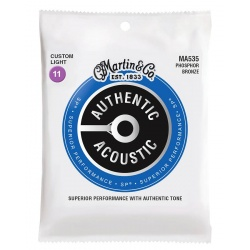Martin Acoustic Guitar Strings MA535 (11-52)