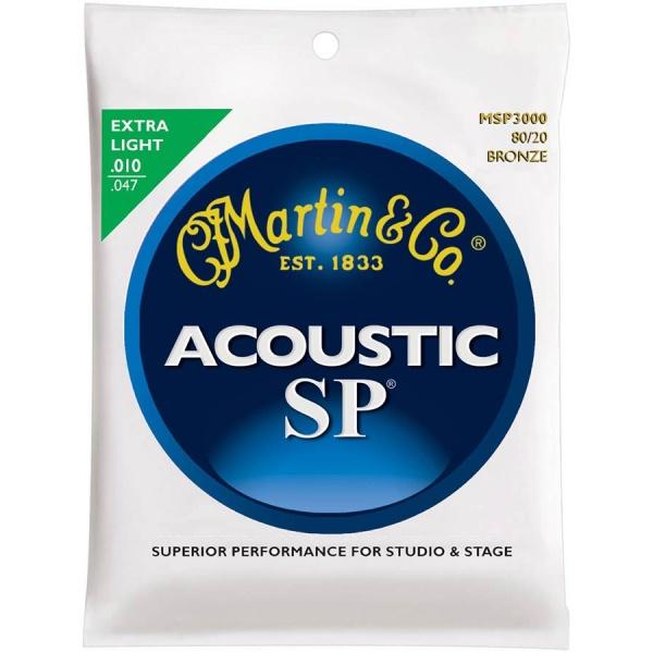 Martin Studio Performance string set MSP-3000 (10-47)