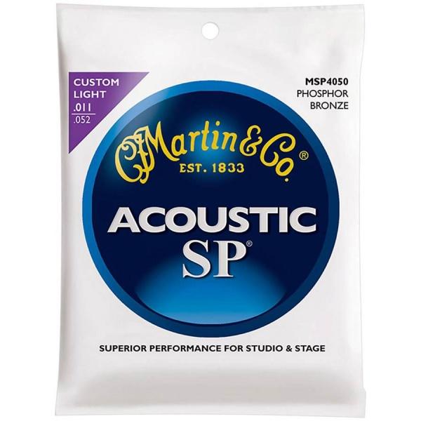 Martin Studio Performance string set MSP-4050 (11-52)