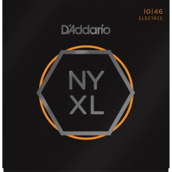 D'Addario Electric Guitar Strings NYXL1046
