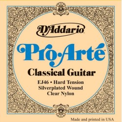 D'Addario Classical Strings EJ46
