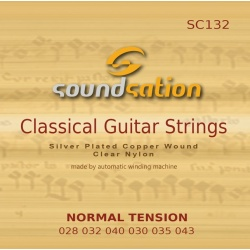 Classical guitar string set SC132