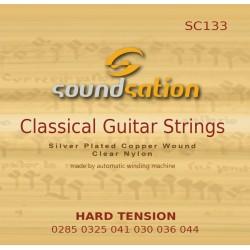 Classical guitar string set SC133 Hard