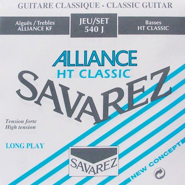 Klasiskās ģitāras stīgas Savarez 540-J