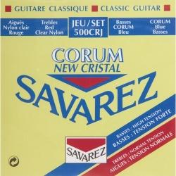 Klasiskās ģitāras stīgas Savarez 500CRJ
