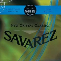 Savarez New Cristal Classical guitar strings 540-CJ