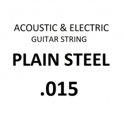 Guitar String P015