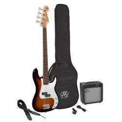 Bass Guitar Kit SB2 SK-3TS