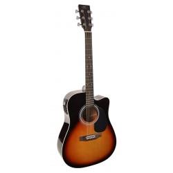 Elektro akustiskā ģitāra SD1CE-VS