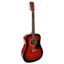 Akustiskā ģitāra SX SD1-RDS