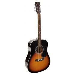 Akustiskā ģitāra SX SD1-VS