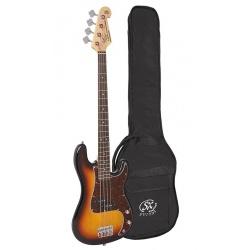 Electric Bass Guitar BD2-3TS