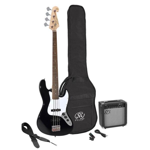 Bass Guitar Kit SB1SK-BK