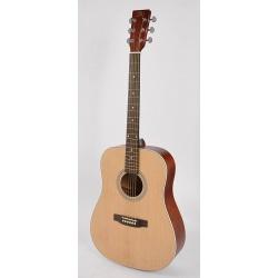 Akustiskā ģitāra kreiļiem SX SD204L